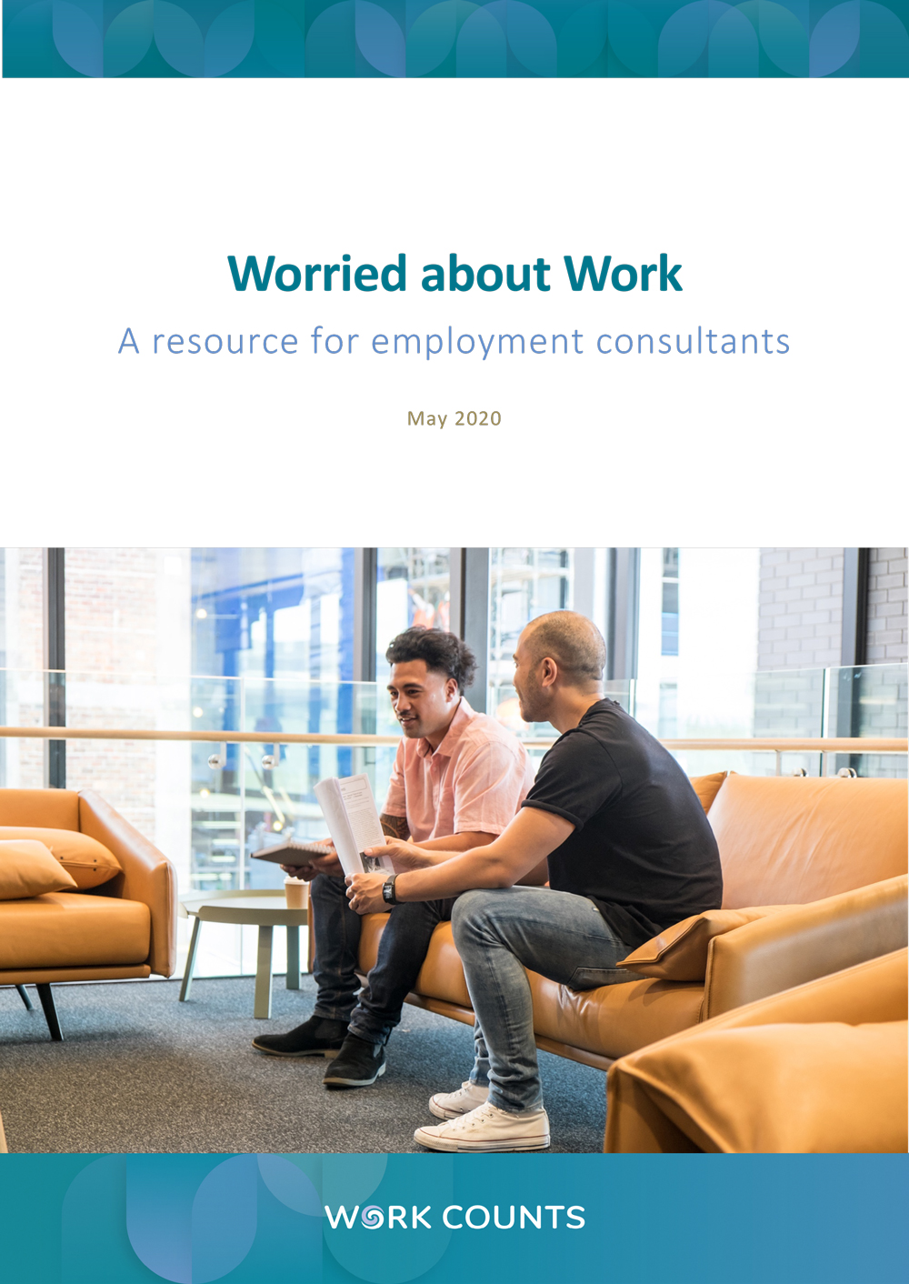 Worried about Work – A resource for employment consultants