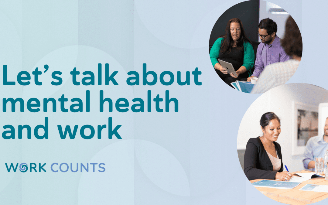 Let's talk about mental health and work (Christchurch)